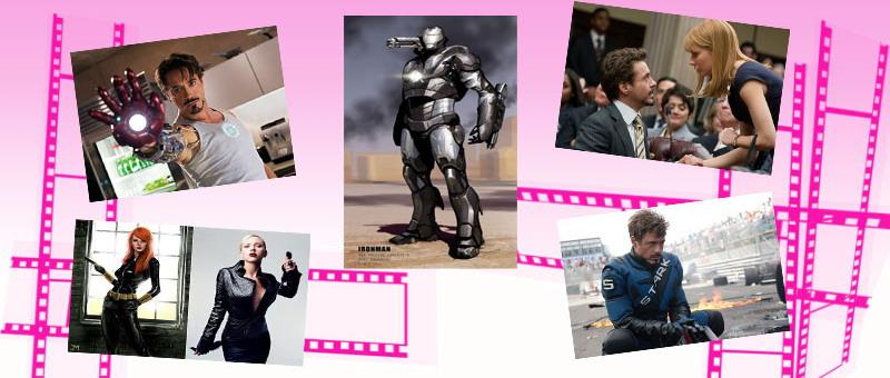 Кинопремьеры 2010. Железный человек 2